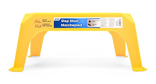 Camco 43471 Plastic Step Stool Large Yellow Just Rv