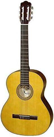 Hora Guitarra Clásica y Gig Bolsa | Española Modelo | Tamaño Real ...
