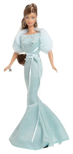 Zodiac Barbie: Pisces Febuary 19- March 20