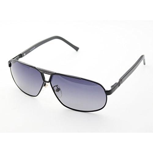 Mens Pilot Sunglasses Women 80s Retro Designer Shade Blue Lens UV400 Glasses T17
