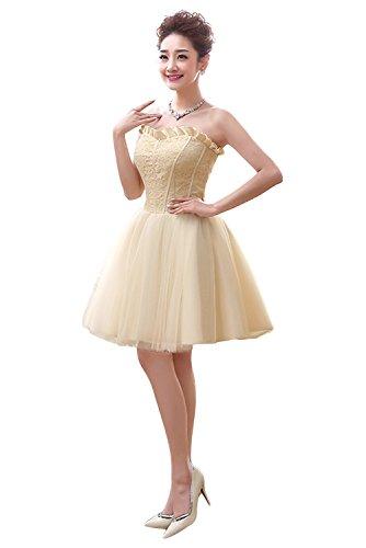 Ivydressing - Vestido - trapecio - para mujer Stil-F
