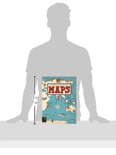 Maps by Big Picture Press (Image #6)