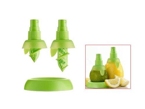 Juice Sprinkling Extractor Juicer Sprayer for Lemon Orange 2 PCS of Different Size Aszune
