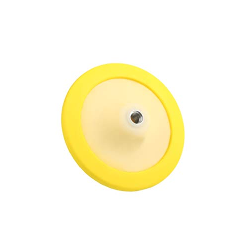 "CHEN REFINISH Premium Quality Hook&Loop Flexible Edge 7-Inch 5/8""-11 Thread PU Polishing Sander Pads"