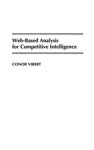 Web-Based Analysis for Competitive Intelligence