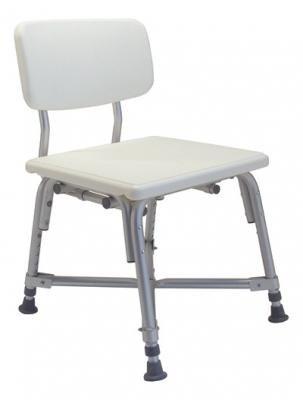 Lumex 7939A-1 Bariatric Bath Seat with Backrest by Lumex   B00CLAKQK6