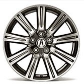 Acura TL OEM Factory Alloy Wheel Tires Wheels - Acura tl oem wheels