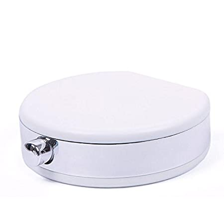 Travel Cute Cartoon Perfume Bottle Shape Contact Lens Case Box Container Holder Black Bangood