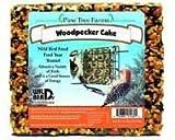 Pine Tree Farms 1480 Woodpecker Seed Cake, 2.5 Pounds, My Pet Supplies