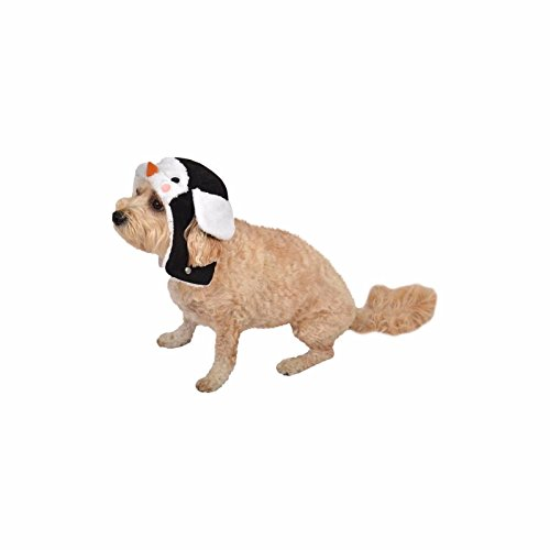 Dog Costume Penguin Trapper Hat Pet Costume for Dog Clothes XL