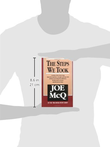 The Steps We Took: Joe McQ: 9780874831511: Amazon.com: Books