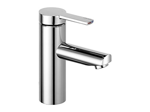 Keuco Plan Blue 53902010100 Washbasin Mixer Tap Without Drainage Fitting Chrome-Plated