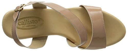 Womens Callisto Callisto Sandal Wedge Blush Womens Standard Standard Wedge gIwnRxq4