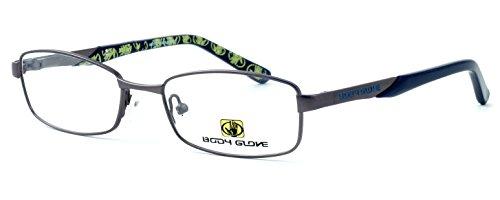 Body Glove Optical Eyewear BB117 Eyeglasses in Gunmetal ; DEMO LENS ()