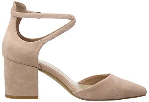 De Brookshear 55 Correa Mujer misty Tacon Tobillo Con Rosa Zapatos Y Rose Aldo Para fpFHqwF
