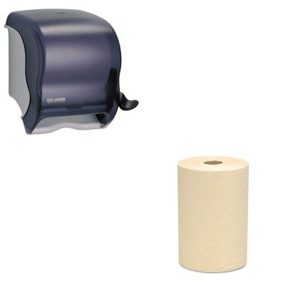 kitkim02031sjmt950tbk – Value Kit – Kimberly Clark 02031 Scott duro rollo toalla 100% reciclado Cable
