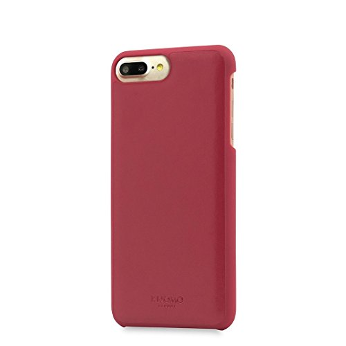 Knomo 14-214-CHI Snap on Schutzhülle für Apple iPhone 7 Plus chilli rot