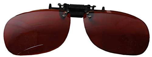 Uv Protection Blue Buster Lens Clip on - Sunglasses Blue Buster
