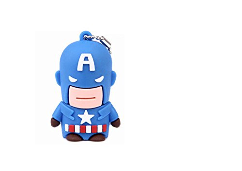 16 gb Captain America 2.0 Usb flash drive - 6