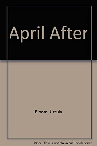 book cover of April After