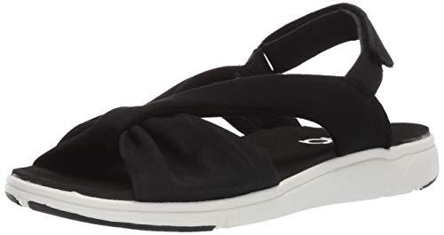 Ryka Women's MACY Sandal, Black, 6.5 M US (Macys Macys Macys)