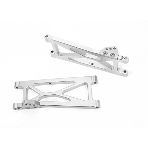 Set Hpi Arm Suspension - Hot Racing FST5608 Aluminum Rear Suspension Arm Set - HPI E-Firestorm