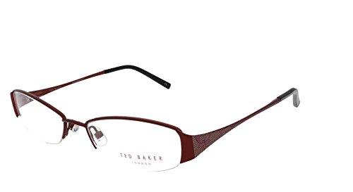 TED BAKER XANADU 2171-1 227 Glasses Spectacles Eyeglasses + Case + Lense - Sunglasses Case Ted Baker