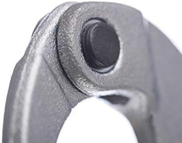 King T 13-35 mm 364135-Chiave a dente articolata per dadi a supporti laterali