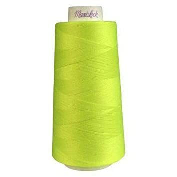 Pick Color-Steel-32083 3000 Yard Cone Maxi-Lock All-Purpose Serger Thread