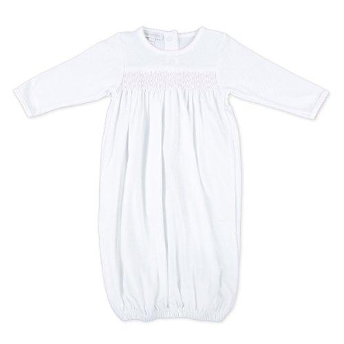 newborn smocked dresses - 9