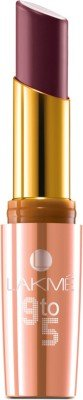 Price comparison product image Lakme 9 to 5 Matte Lip Color 3.6 g(MM1 Rose Management)
