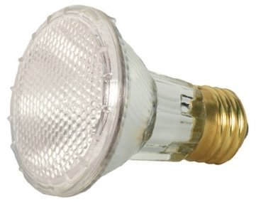Halogen Four Lamps - (15 Pack) 39 Watt PAR20 120 Volt E26 Medium Screw Base 1500 Hour Halogen Narrow Flood 34 Degree Dimming EXCEL PAR Lamp - 50W EPACT Replacement