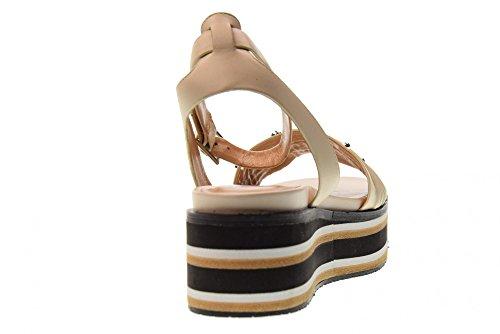 con Premi piattaforma Scarpe Sandali Crema da Crema R4503n donna Bruno qZYXdx1wd