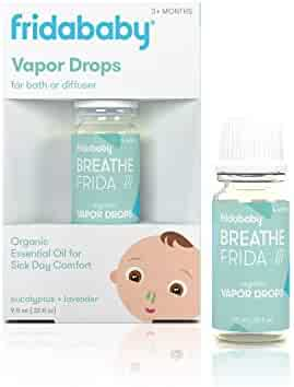 Frida Baby Breathefrida Vapor Bath Drops