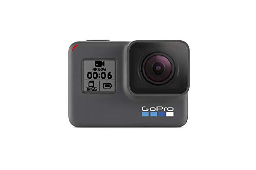 4. GoPro HERO6 Vlogging Action Camera