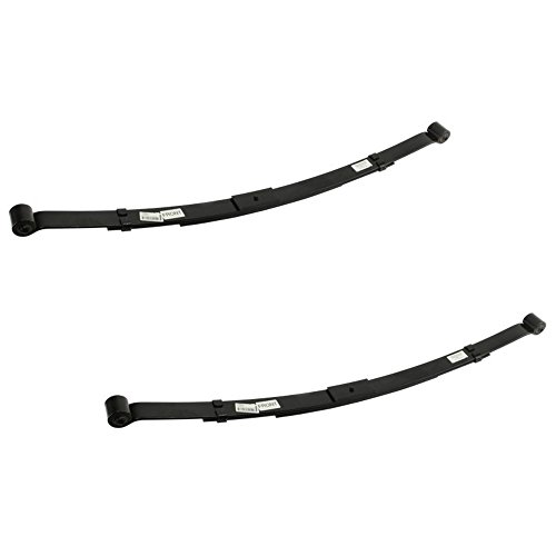 Belltech 5954 Pair of Rear Leaf Springs for 82-04 GM S-Series Pickup 83-94 Blazer/Jimmy ()