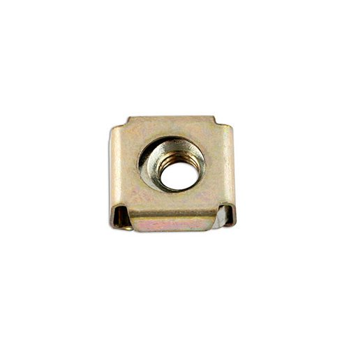 Connect - 32714 Cage Nut Hole Size 6.0mmx1.6mm Panel Pack 100