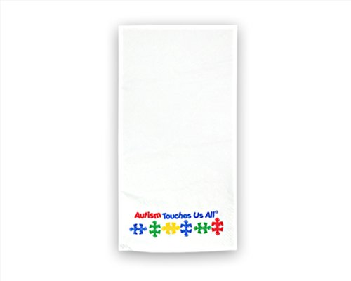 Autism Awareness Dinner Napkins (20 Napkins) by Fundraising For A Cause