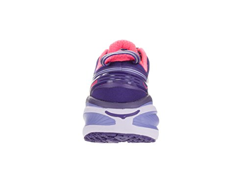 Hoka Bondi 4 Women's Zapatillas Para Correr - AW16 Mulberry Purple/Neon Pink