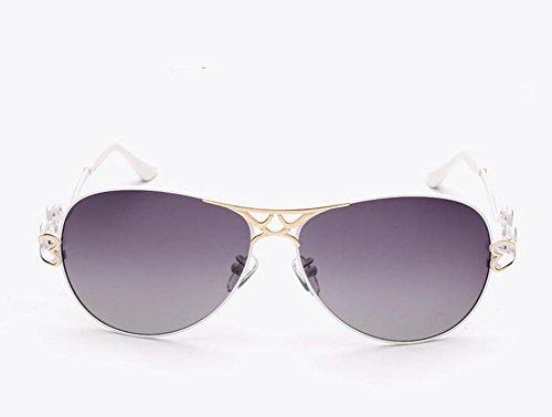 Modèles Polarized Lady Polarized Voyageur purple cocons CMCL de Fashion des Lunettes Mirror Gradient Femmes Soleil xntRv