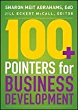 img - for 100 Plus Pointers for Business Development book / textbook / text book