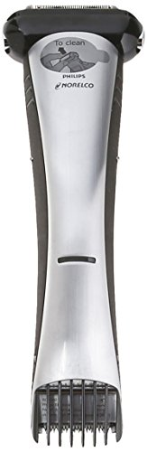 Philips Norelco Bodygroomer BG2040/49 - skin friendly, showerproof, body trimmer and shaver