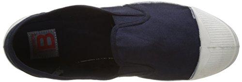 Bensimon Tennis Tommy Pat - Botas Hombre azul (Marine)