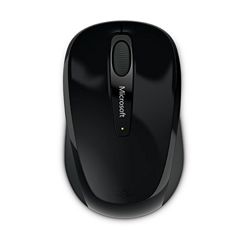 Microsoft Wireless Mobile Mouse 3500 – Black