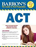 Barron's ACT (Barron's Act (Book Only)) 16th (sixteenth) edition