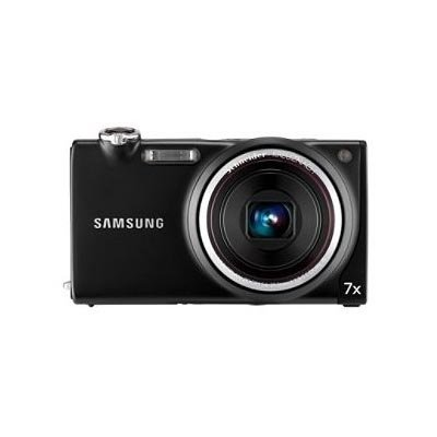 Samsung CL80 14.2 Megapixel Wi-Fi Digital Camera (Samsung Direct Connect Cable compare prices)
