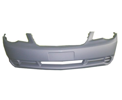 OE Replacement Chrysler Sebring Front Bumper Cover (Partslink Number CH1000897)