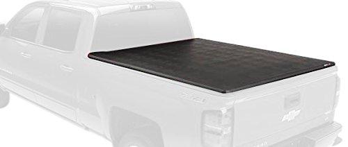 Extang 92450 Trifecta 2.0 Folding Tonneau Cover - fits Silverado/Sierra 1500 (6 1/2 ft) 2014-18, 2500/3500HD - - Fits Tonneau Cover