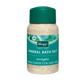 Price comparison product image Kneipp Mineral Bath Salt, Cold Season Relief, Eucalyptus, 17.63 fl. oz.
