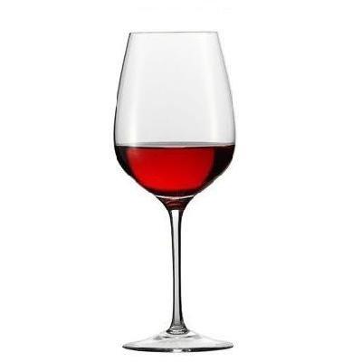 Eisch Breathable Superior Red Wine Glasses 21.2oz Set of 6 by Eisch